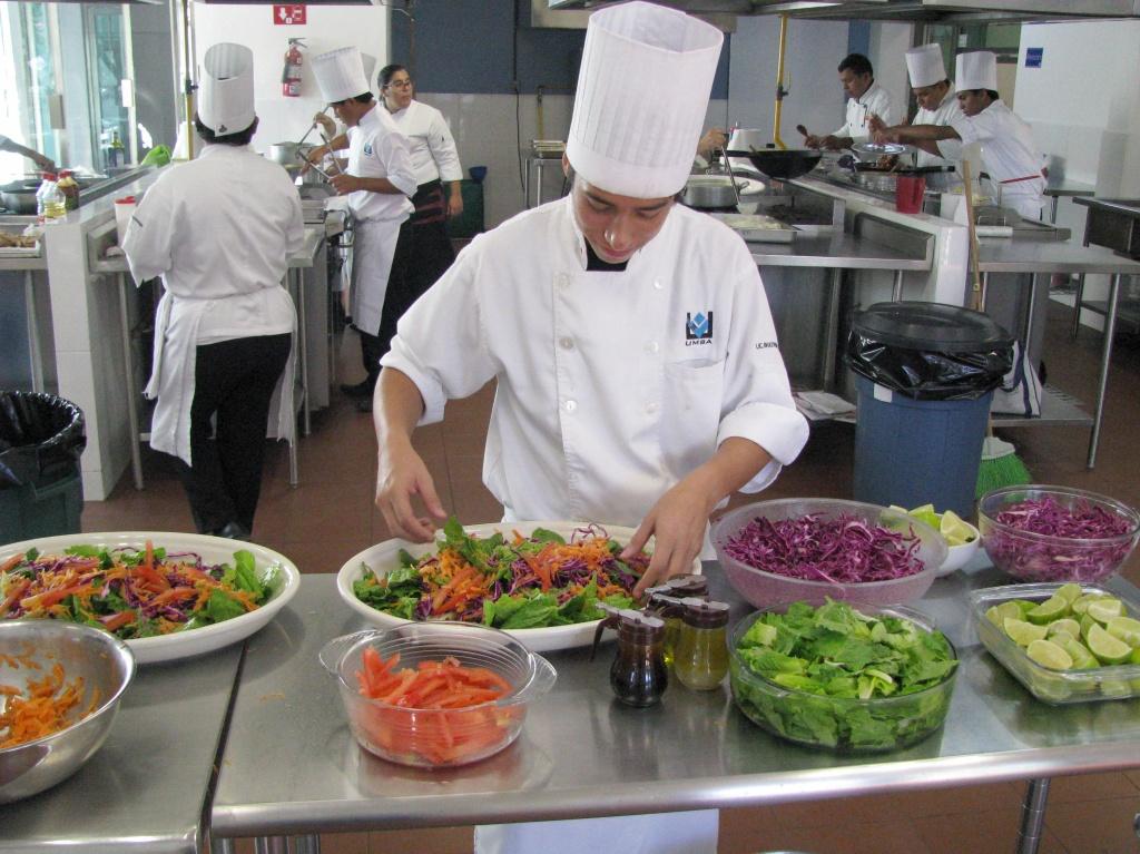 Gastronom a umsa universidad mesoamericana de san agust n - Grado medio cocina y gastronomia ...